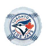 Baseball Toronto Blue Jays Balloon | Amscannull