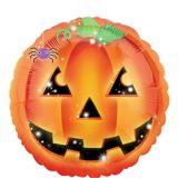 Perfect Pumpkin Halloween Balloon, 18-in | Amscannull
