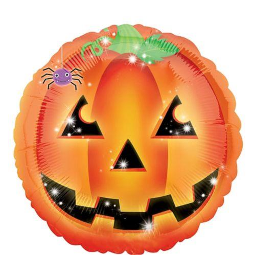 Perfect Pumpkin Halloween Balloon, 18-in