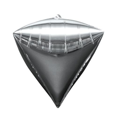 Diamondz Balloon, 17-in