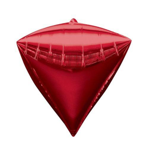 Ballon Diamondz, rouge