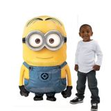 Giant Gliding Despicable Me Minion Balloon, 43-in | Amscannull