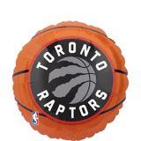 Ballon de basketball des Raptors de Toronto, 18 po | Amscannull