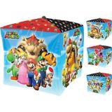 Ballon Super Mario Cubez | Amscannull