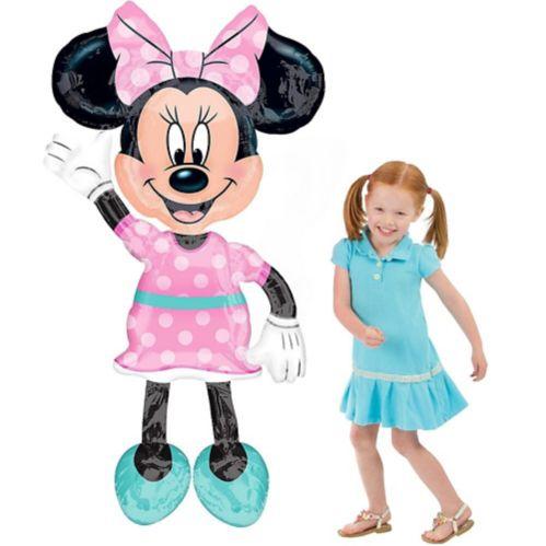 Ballon marchant Minnie Mouse, 54 po Image de l'article