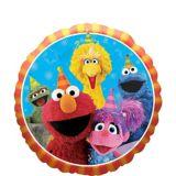 Sesame Street Birthday Balloon | Amscannull