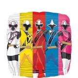 Power Rangers Ninja Steel Balloon | Amscannull