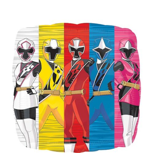 Power Rangers Ninja Steel Balloon