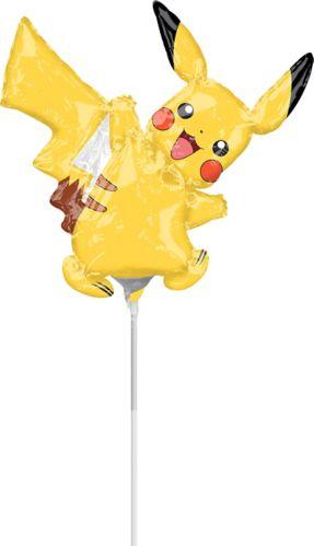 Mini-ballon gonflable Pikachu