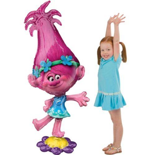 Trolls Giant Flower Poppy Balloon
