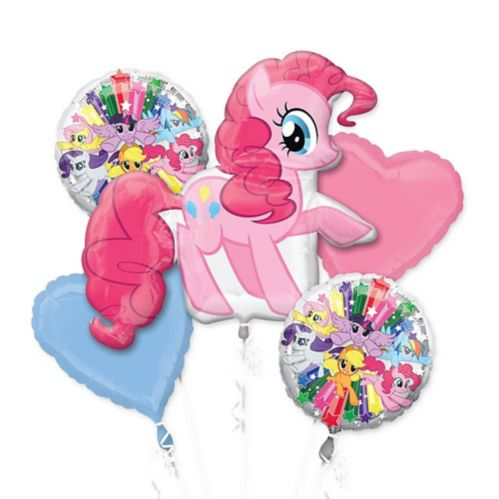My Little Pony Giant Pinkie Pie Balloon Bouquet, 5-pc Product image