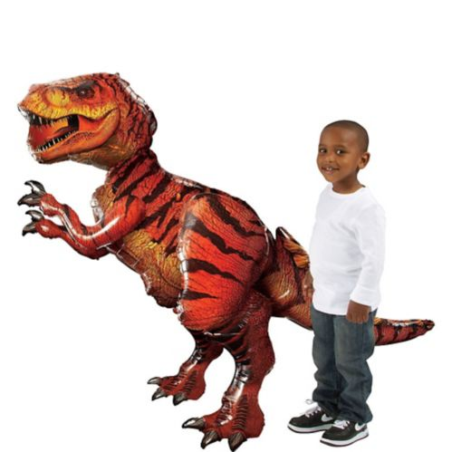 Jurassic World Giant Gliding T-Rex Balloon, 68-in Product image