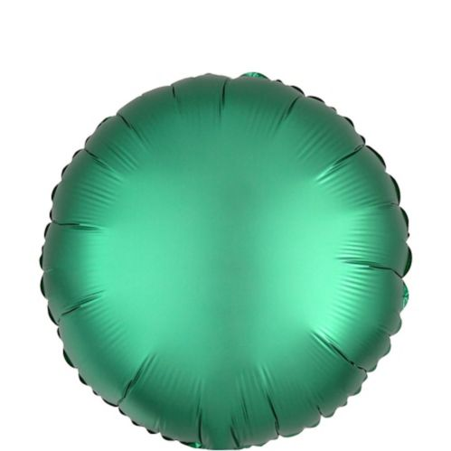 Satin Round Balloon, 18-in