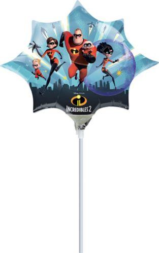 Mini-ballon gonflable Les Incroyable