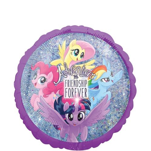 My Little Pony Adventure & Friendship Forever Balloon