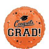 Ballon Congrats Grad | Amscannull