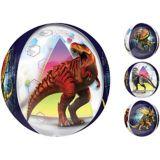 Jurassic World See Thru Orbz Balloon | Amscannull