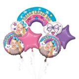 Bouquet de ballons JoJo Siwa, paq. 5 | Amscannull