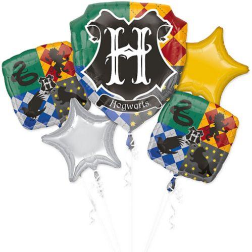 Harry Potter Balloon Bouquet, 5-pc