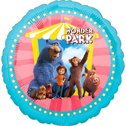 Wonder Park Balloon