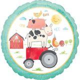 Friendly Farm Balloon | Amscannull
