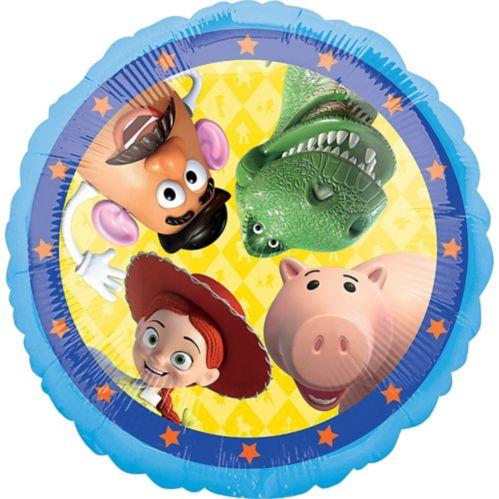 Ballon Histoire de jouets4