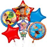 Toy Story 4 Balloon Bouquet, 5-pc | Amscannull