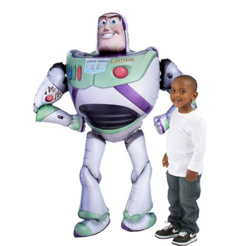 Toy Story 4 Buzz Lightyear Gliding Balloon, 62-in Product image