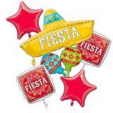 Papel Picado Balloon Bouquet, 5-pc | Amscannull