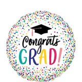 Yay Grad Balloon, 17-in | Amscannull