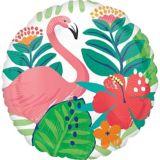 Tropical Jungle Balloon, 17-in | Amscannull