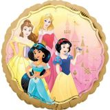 Round Disney Princess Balloon, 17-in | Amscannull