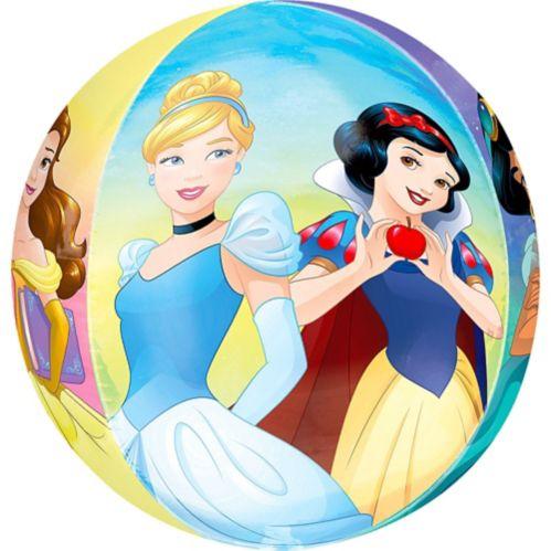 Ballon globe Princesse Disney