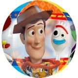 See Thru Orbz Toy Story 4 Balloon | Amscannull
