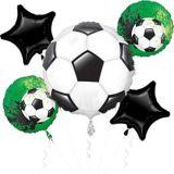 Goal Getter Balloon Bouquet, 5-pc | Amscannull