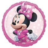 Minnie Mouse Forever Balloon, 16.5-in | Amscannull