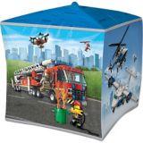 Ballon LEGO City Cubez | Amscannull