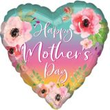 Flower Ombre Mothers Day Balloon | Amscannull