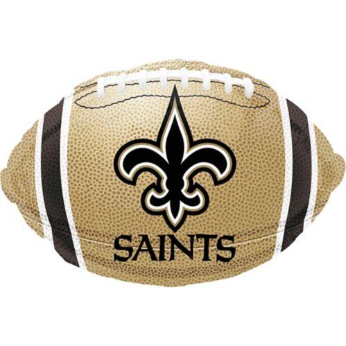 Football New Orleans Saints Balloon