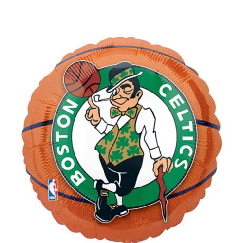 Basketball Boston Celtics Balloon
