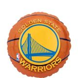 Ballon de basketball des Warriors de Golden State | Amscannull