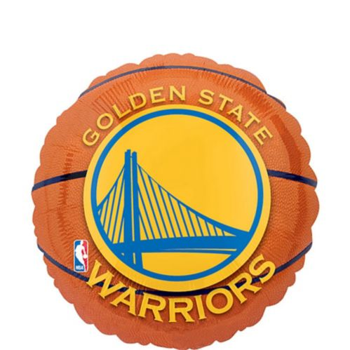 Ballon de basketball des Warriors de Golden State