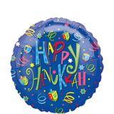 Ballon amusant Hanoukka | Amscannull