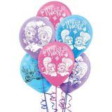 Ballons Shimmer & Shine, paq. 6 | Nickelodeonnull
