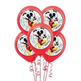 Mickey Mouse Balloons, 5-pk | Disneynull