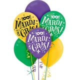 Ballons Mardi Gras, Good Times, paq. 72 | Amscannull