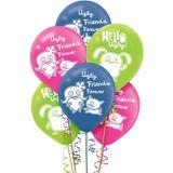 UglyDolls Balloons, 6-pk | Amscannull