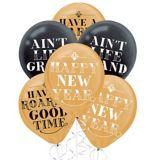 Ballons Roaring20s, paq. 6 | Amscannull