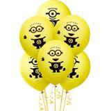 Minions Balloons, 6-pk | Minionsnull
