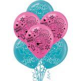 Wreck-It Ralph Balloons, 6-pk | Disneynull